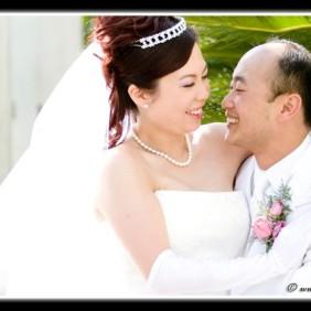 Universal Hilton Wedding Photographer