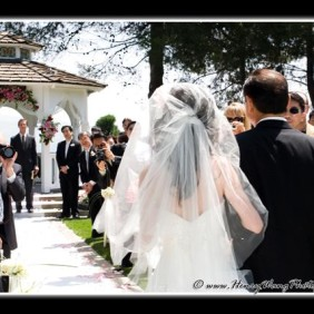 Pacific Palms Wedding Ceremony Photographer