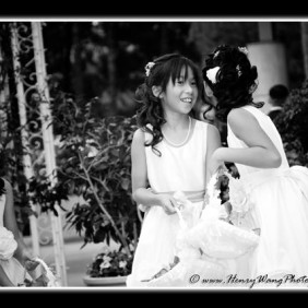 LA Arboretum Universal Hilton Wedding Photographer