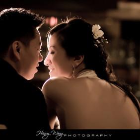 San Gabriel Hilton Wedding Reception