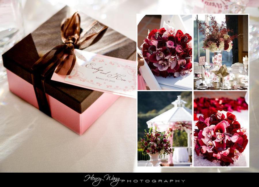 Burbank Castaway Restaurant Wedding Ceremony and Reception - Wedding Photo by Henry Wang - www.MrHenryWang.com