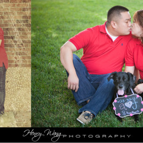 Save The Date Card Photo for Jack & Annie