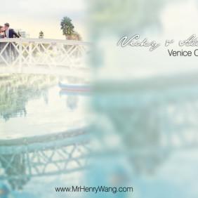 Venice-Canals-Engagement-Bridal-Session-Photo