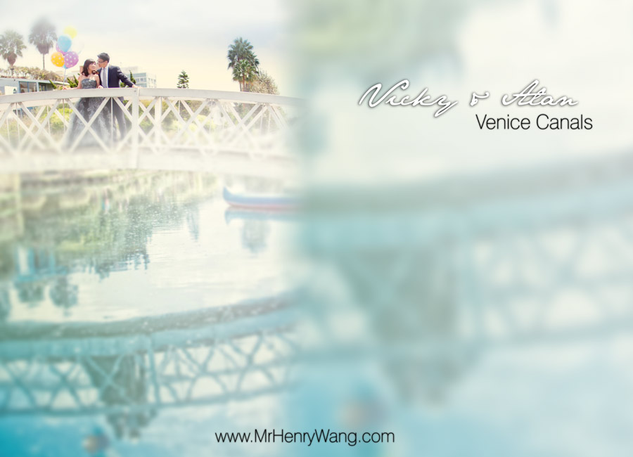 Venice-Canals-Engagement-Bridal-Session-Photo