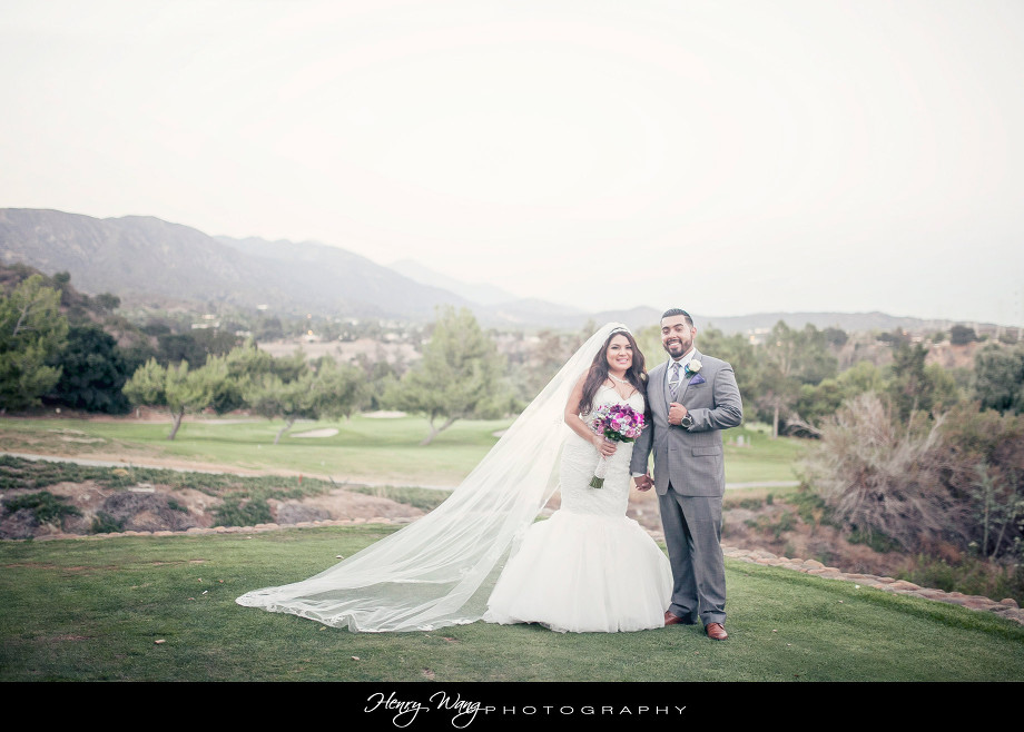 San-Dimas-Canyon-Golf-Course-Wedding-Portrait-Picture-Photographer