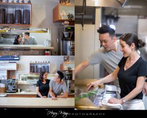 Egg-Cracker-Diner-Restaurant-Engagement-Session