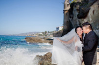Laguna-Beach-Victoria-Beach-Pre-Wedding-Engagement-Photo-Session