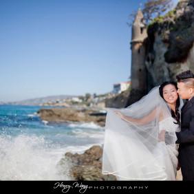 Laguna-Beach-Victoria-Beach-Pre-Wedding-Engagement-Photo-Session