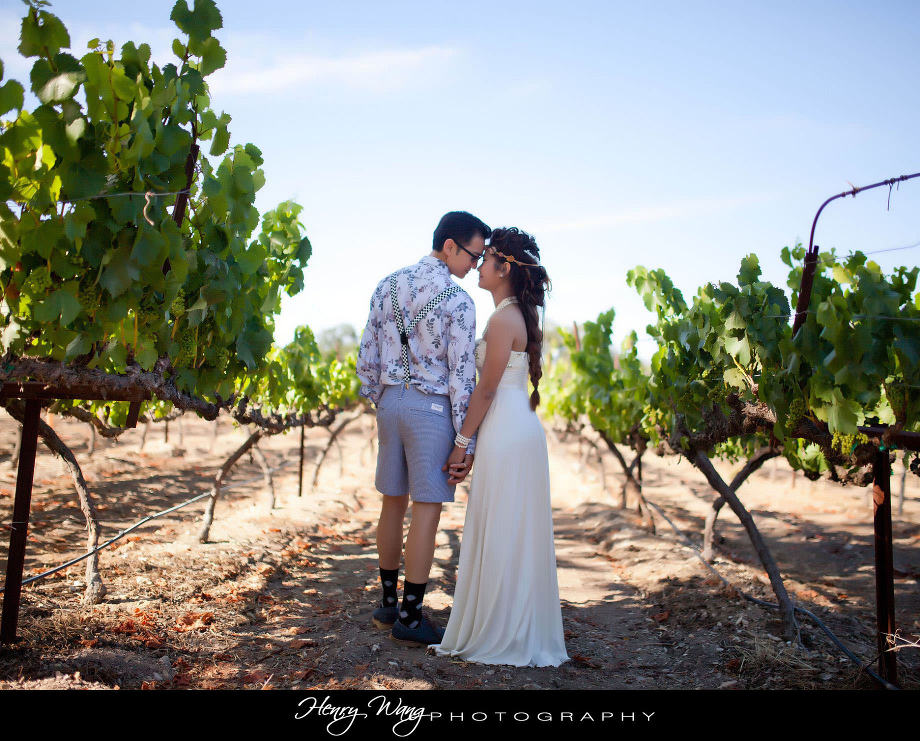 Solvang-Fess-Parker-Winery-Vineyard-Vintage-themed-Wedding-Engagement-Photo-Photographer