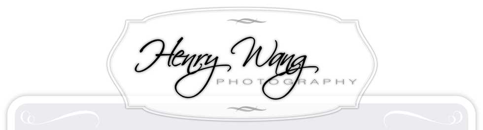 Wedding and Portrait Photographer | Henry Wang Photography logo
